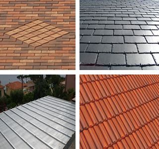 different type de toiture couverture toit couvreurs couverture toiture exceptional different. Black Bedroom Furniture Sets. Home Design Ideas